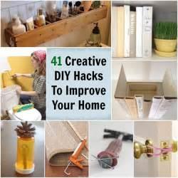 home design hacks 41 creative diy hacks to improve your home