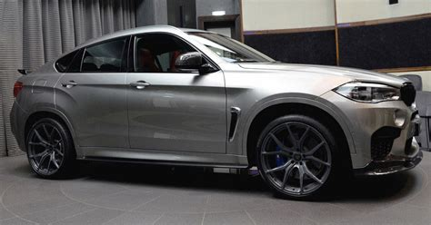 Bmw X6 M Gets A Makeover At Abu Dhabi Dealership