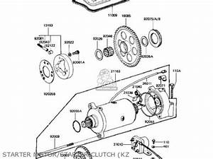 can am spyder wiring diagram can free engine image for With diagram of suzuki motorcycle parts 1983 gs1100s starter clutch diagram