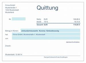 Numbers vorlage quittung numbersvorlagende for Vorlage quittung privat