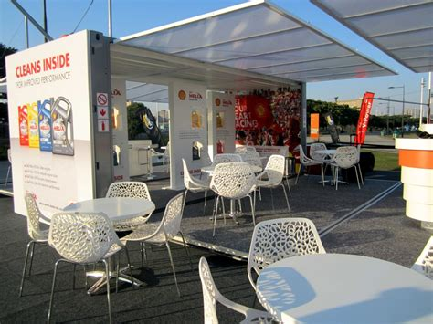 Modified Containers South Africa by Outdoor Exhibition Solutions Experiential Marketing