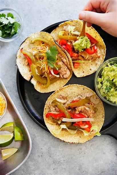 Chicken Pan Sheet Fajitas Recipes Healthy Meals