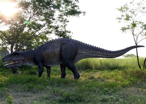 postosuchus   aus  dinosaur resin