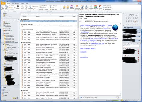 Microsoft Office Outlook by Microsoft Office 2010 Rtm Look Boydo S Tech Talk