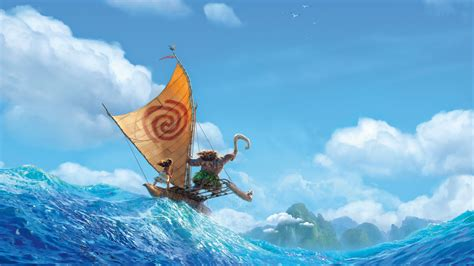 Animated 4k Wallpaper - wallpaper moana 2016 4k 5k disney animation