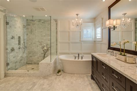 shower designs new west classic traditional bathroom vancouver by Traditional