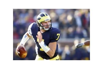 Michigan Wolverines Football Chad Henne Quarterbacks State