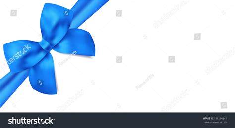 gift certificate voucher template isolated blue stock