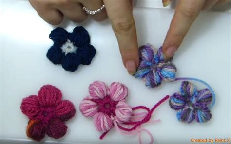 come fare i fiori a uncinetto fiore uncinetto tutorial wx77 187 regardsdefemmes