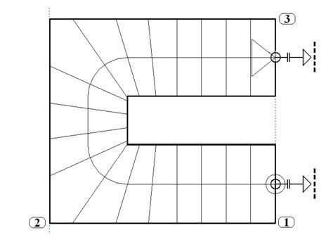 halbgewendelte treppe berechnen treppe verziehen formel