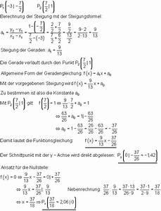 Schnittpunkt Mit Y Achse Berechnen Lineare Funktion : training lineare funktionen ii beispiel ii ~ Themetempest.com Abrechnung