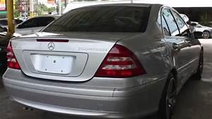 Mercedes Classe C 2006 : 2006 mercedes benz c class c180 1 8 at youtube ~ Maxctalentgroup.com Avis de Voitures