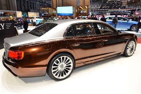 Mansory Bentley Flying Spur Wallpapers Vehicles Hq
