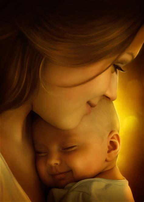 amour dune mere pour son enfant