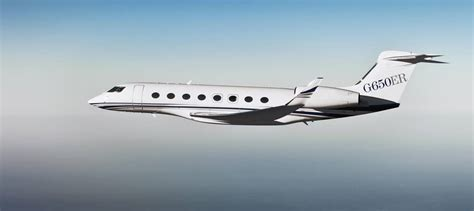 Gulfstream Aerospace - Aircraft - G650ER
