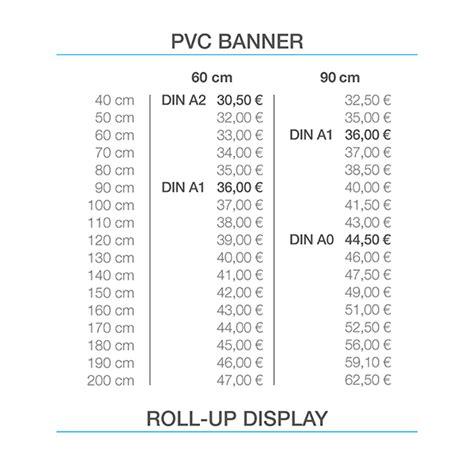 posterdruckerollup display pcv banner kopierzentrum