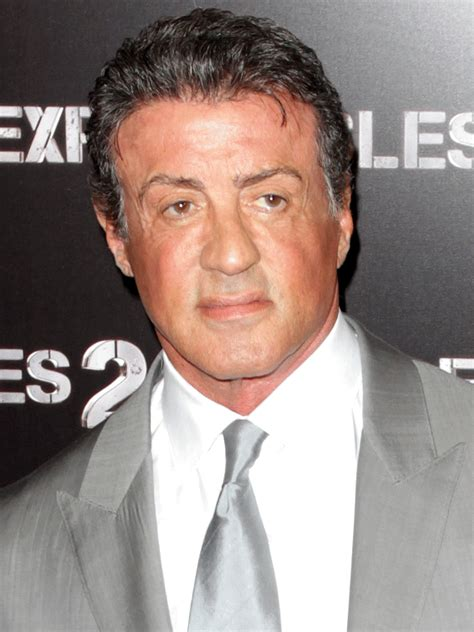 Sylvester Stallone Photos and Pictures