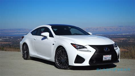 rcf lexus the lexus rc f needs an attitude adjustment slashgear