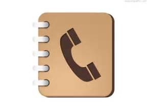 phone directory phone book icon psd psdgraphics