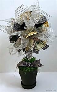 DIY Money Tree Gift Idea - So TIPical Me