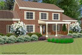 Front Porch Landscaping Ideas Photos by I Make This Blog Front Lawn Landscaping Ideas Under Trees