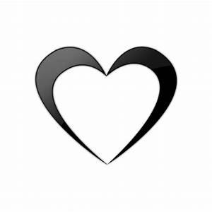 Black Heart Transparent | www.imgkid.com - The Image Kid ...