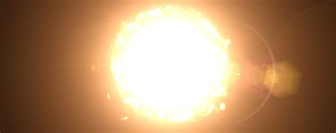 90 sun lighting effect stock vector of sun flash with