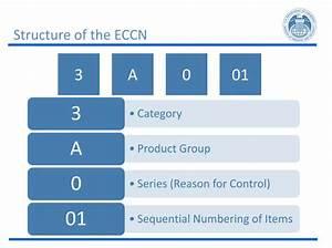Eccn Classification