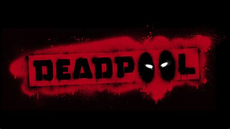 deadpool  logo hd games  wallpapers images