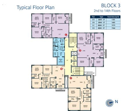 what is a floor plan silver oaks