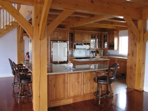 kitchen cabinets knotty alder natural  black glaze