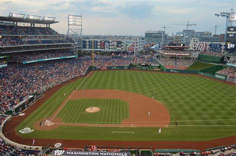 nationals park washington nationals ballpark ballparks  baseball