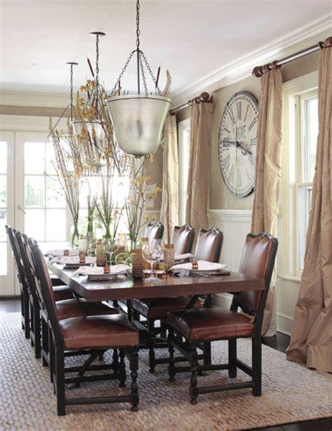 dining room window treatment ideas  home