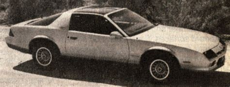 Review Flashback! 1982 Chevrolet Camaro  The Daily Drive
