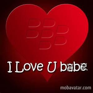 Mobavatar.com - I'm In Love - I Love U Babe : Free ...