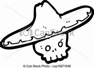 Crane Mexicain Dessin : vecteur dessin anim cr ne mexicain chapeau banque d 39 illustrations illustrations libres ~ Melissatoandfro.com Idées de Décoration