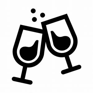 a toast to wine glass icons download free icons