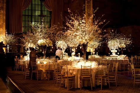 Cipriani 42nd Street New York Floral Design Wedding