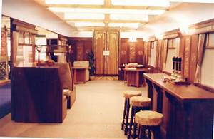 Art deco 192039s props for hire for themed parties and events for Art deco train interior