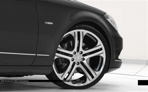 Brabus Mercedes Wheels by Brabus New Wheels For 2012 Mercedes Cls Sports