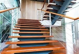 Holztreppe Selber Bauen : mittelholmtreppe selber bauen das sollten sie beachten ~ Articles-book.com Haus und Dekorationen