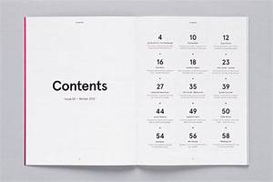 Designing the Perfect Table of Contents: 50 Examples to ...