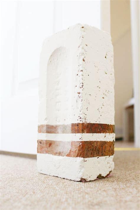 simple diy crafts      bricks
