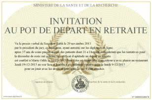 carte d invitation pot de depart en retraite mutation promotion bathroom vanities