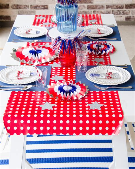 Decorating Ideas For July 4th by 4th Of July Decorating Ideas By Lindi Haws Of