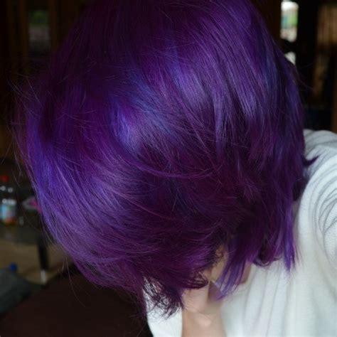 midnight blue hair color hair colors idea