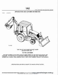 John Deere 310g  310  315sg Loaders Parts Catalog