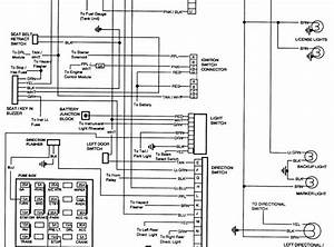 92 Chevy 2500 4x4 Tail Light Wiring Diagram