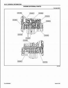 Case Isuzu 6hk1 Engine Service Repair Workshop Manual