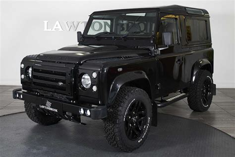Used 2018 Land Rover Defender Td Xs Station Wagon For Sale